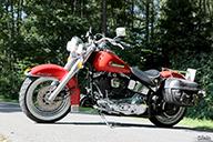 Harley Davidson « Heritage » de Didi